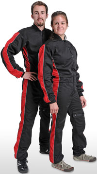 EVOLUTION FREEFLY JUMPSUIT