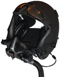 GENTEX PM HALO HELMET LEATHER